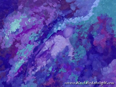 Breaking the Waves #1 © 2013 Jane Waterman