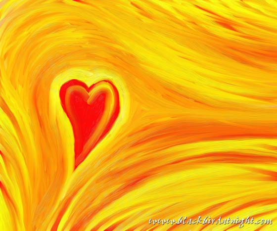 Bleeding Heart © 2012 Jane Waterman