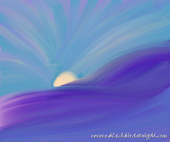 Early Light #2 © 2012 Jane Waterman