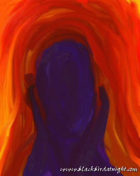 After Munch #2 © 2012 Jane Waterman