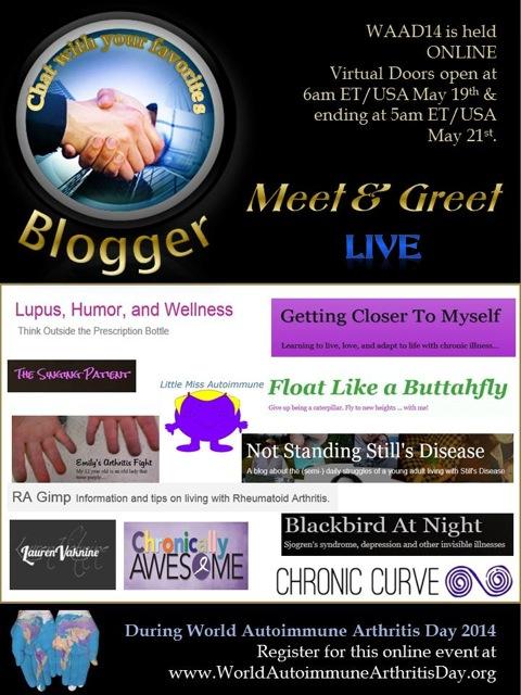 WAAD 14 Blogger Meet and Greet