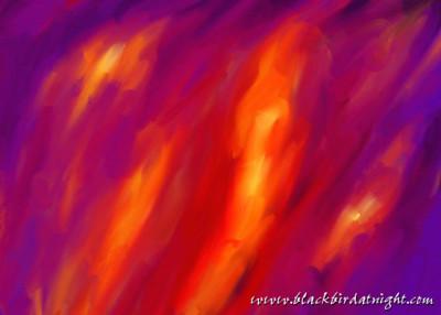 Starbirth #1 © 2015 Jane Waterman